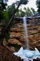 falls by BCMountainClimber