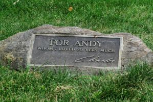 For Andy by JessyFTW