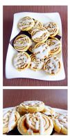 Cinnamon Roll Cookies by dabbisch