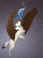 water spirit - commission by akreon