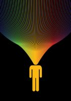 The mind is like a parachute.. by brenny