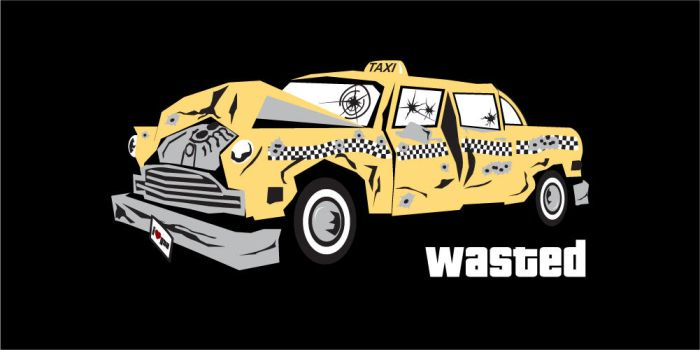 GTA: Wasted by inti666