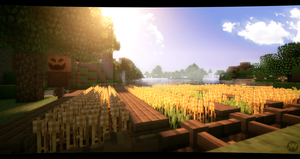 Minecraft $16 - Sunwheat by x4ct1on