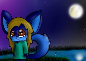 Me c: -Lucy- by LucyDraw