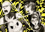Persona 4 - All-Out Attack!! II by ElStormo