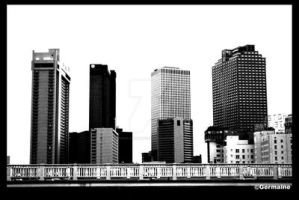 New Orleans CBD by CreoleTownhouse