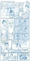 Meet The Robinsons Fancomic by Irrel