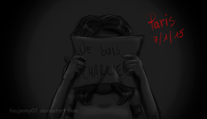 Je Suis Charlie by FEuJenny07