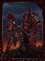 World Eaters's Fallen Sister by MyDeads