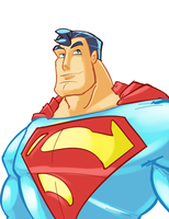 Just Supes by Drbuffalo