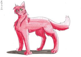 Squirrelflight by rainbowtail101