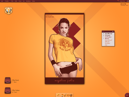 Angelina IV : Desktop by Scott-Evo