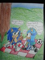 AT:Sonic_and_Emma_Nitro by Sonar15