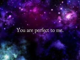 Wallpaper You perfect to me by fepaa