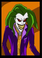 Joker by prashy
