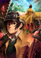 KINO'S JOURNEY by EvilApple513