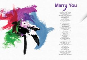 Marry You by stradivarius42