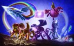MLP - Clash of Realities Illustrated Guide by MLPMinis