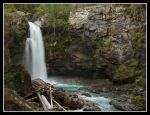 Sutherland Falls - September 1 by Katjakay