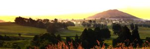 Waikato Panorama by Capturing-the-Light