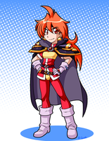 Lina Inverse by rongs1234