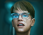 Tom Ripley by DragonDew