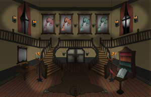 Haunted House by redwes1