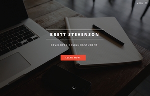 Website Redesign by BStevenson