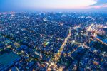 Tokyo City - View from SkyTree by RocknamLee