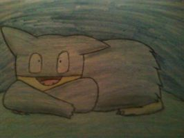 446 - Munchlax by pokefan444