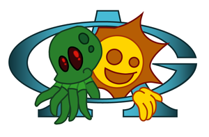 Jimmy and Cthullu by invader-gir