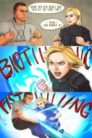 Biotic Fisting by itsprecioustime