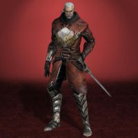 Castlevania Lords of Shadow Zobek by ArmachamCorp