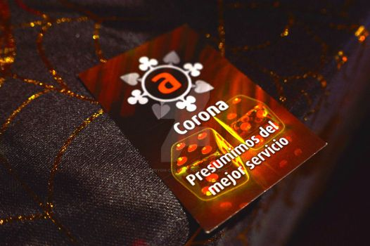 Cards for lounges Alea Corona by Elpsyon-Creative