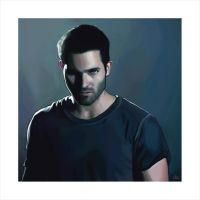 Sour Wolf, Derek Hale by Kc-Eazyworld