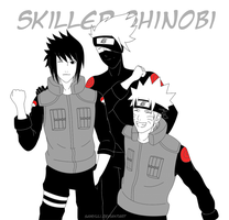 Skilled Shinobi by SamanthaLi