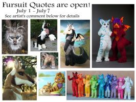 Want a Fursuit made by Beastcub? by LilleahWest