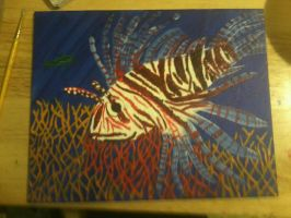 lionfish by scarcrow27