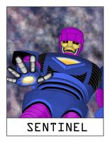 AlphaBots Week XIX: S is for Sentinel by SamWolk