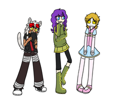and then i swapped their clothes by DerpCraft