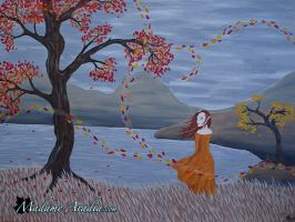 The Song of Autumn by MadameAradia