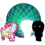 Rave party by AestheticTotem