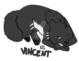 Chibi Vincent by ChibiCorporation