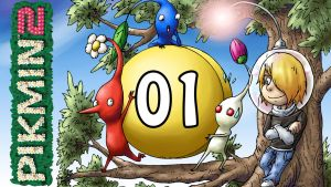 lookslikeLink- Pikmin 2 Thumbnail by blue-hugo