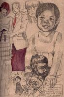 Sketches Page by otherwise