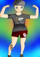 Go Gray for Team Julie by Vannie-and-Spice