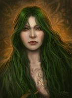 Olivine by maril1