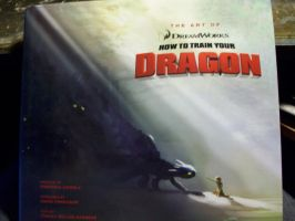 Artbook of HTTYD by Ravenfire5
