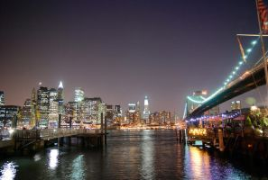 Manhattan....I miss you by geolio
