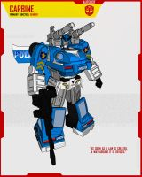 AUTOBOT CARBINE by F-for-feasant-design